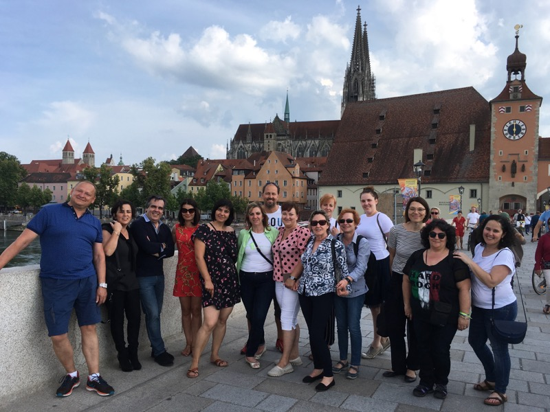 Erasmus+ Lehrer